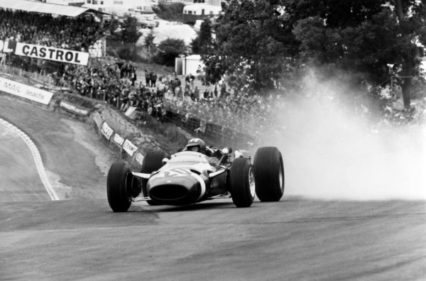 Brands Hatch, Great Britain. 16 July 1966.