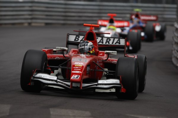 2008 GP2 Series. Round 3. Friday Race. Monte-Carlo, Monaco. 24th May 2008.Adrian Valles (ITA, BCN Competicion). Action. World Copyright: Andrew Ferraro/GP2 Series Media Service.ref:__H0Y6522 jpg