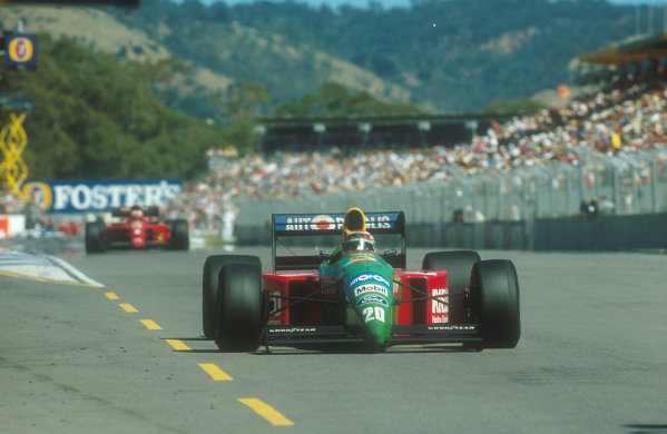 1990 Australian Grand Prix.