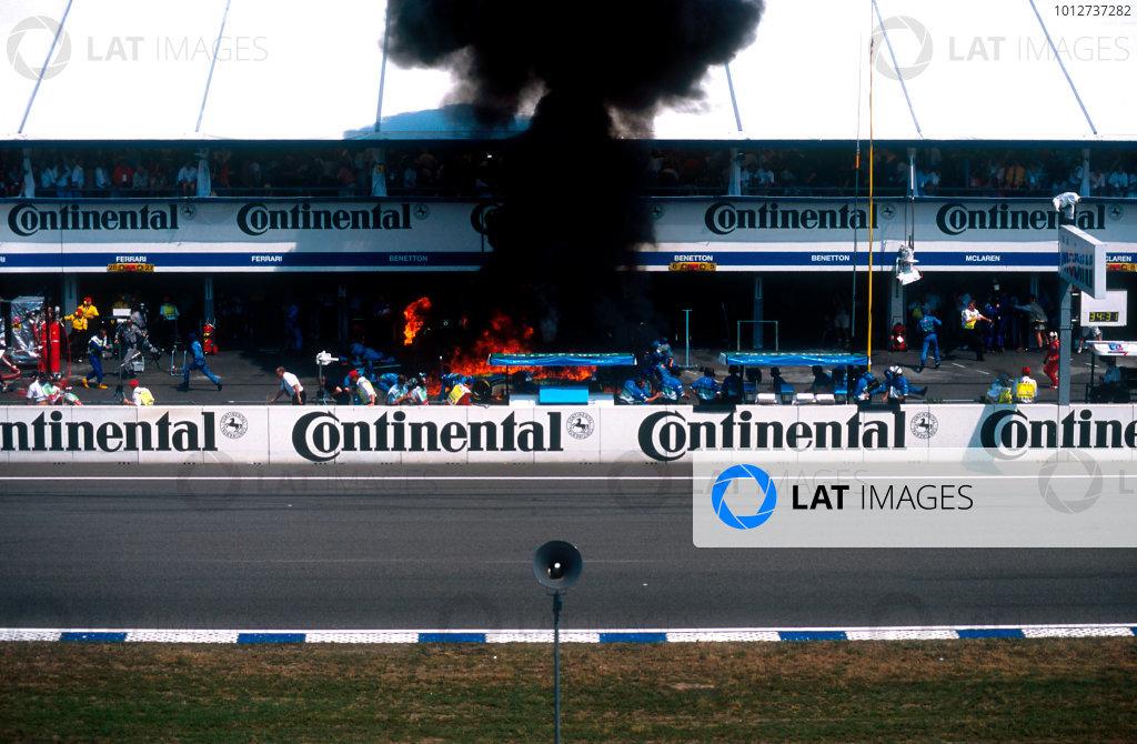 1994 German Grand Prix.