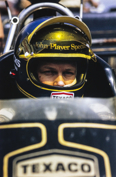 Ronnie Peterson.