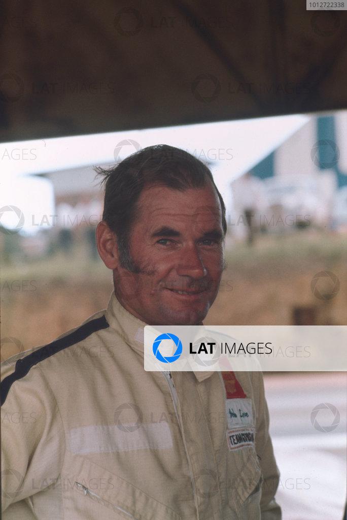 Formula 1 World Championship.John Love.Ref-L9A 01.World - LAT Photographic