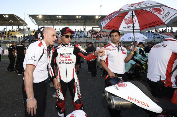 Kaito Toba, Honda Team Asia.