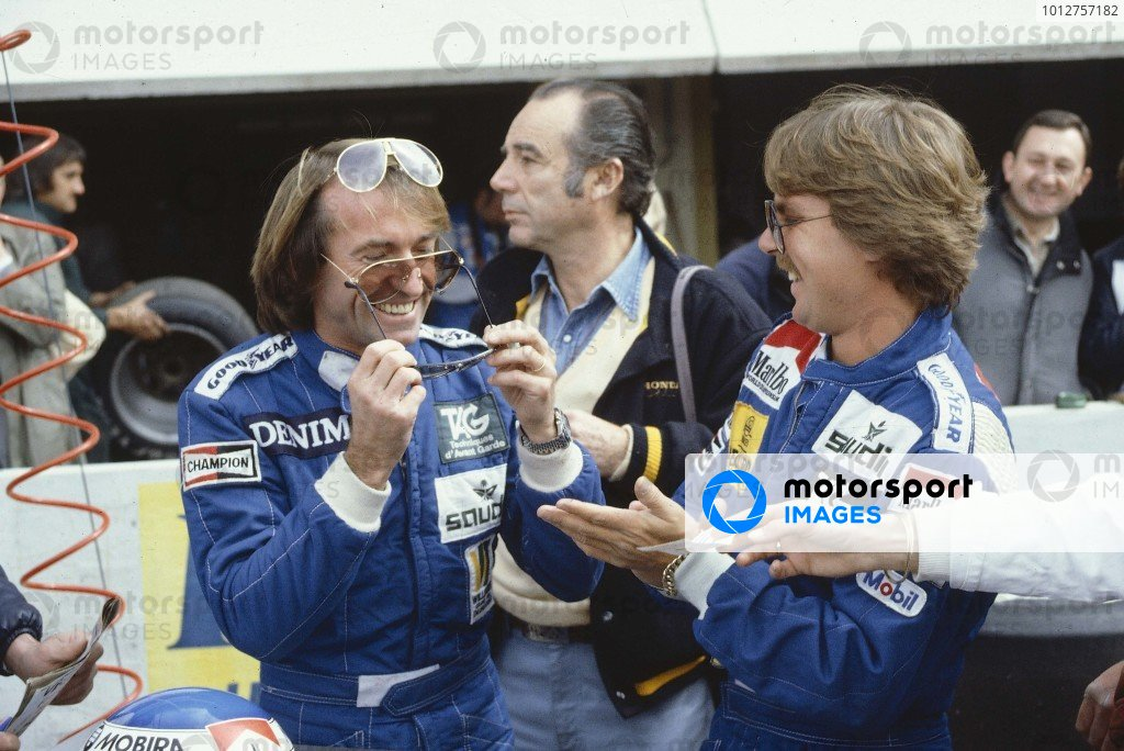 1983 French Grand Prix.