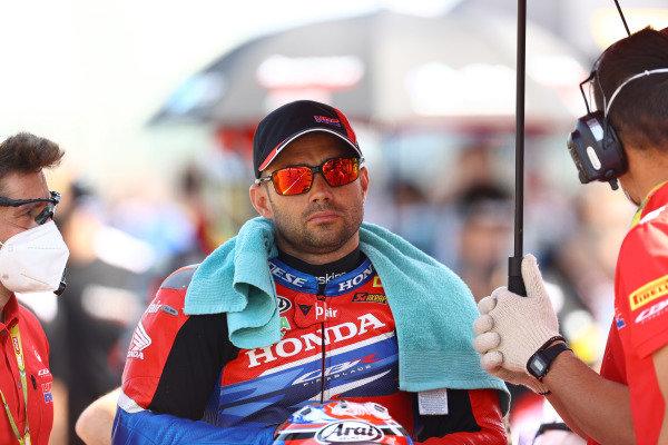 Leon Haslam, Team HRC.
