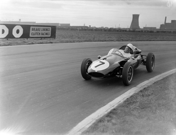Stirling Moss, Cooper-Climax T45.