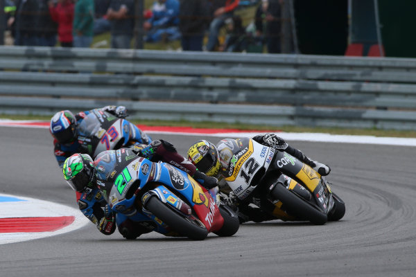 2017 Moto2 Championship - Round 8 Assen, Netherlands Sunday 25 June 2017 Franco Morbidelli, Marc VDS World Copyright: David Goldman/LAT Images ref: Digital Image 680223