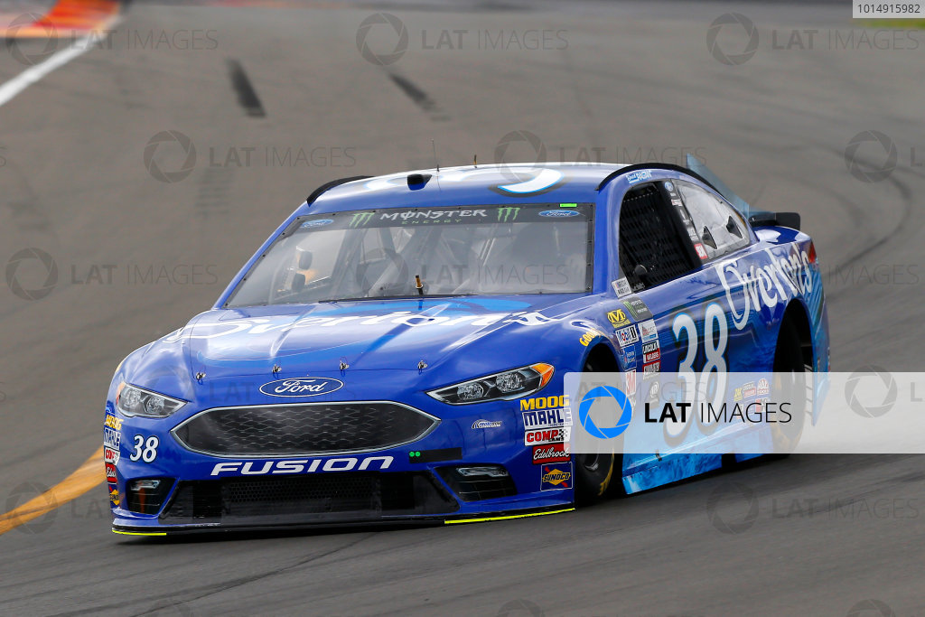 Monster Energy NASCAR Cup Series I LOVE NEW YORK 355 at The Glen Watkins Glen International, Watkins Glen, NY USA Saturday 5 August 2017 David Ragan, Front Row Motorsports, Overton's Ford Fusion World Copyright: Russell LaBounty LAT Images