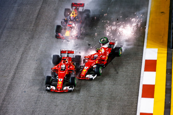 F1's most photogenic track.