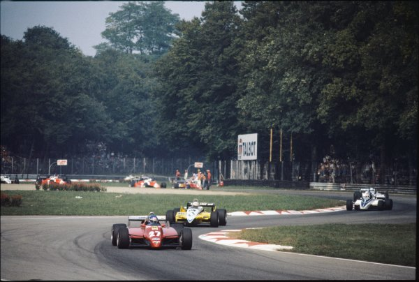 1982 Italian Grand Prix.Monza, Italy. 12 September 1982.xxxWorld Copyright: LAT PhotographicRef: 35mm transparency 82ITA