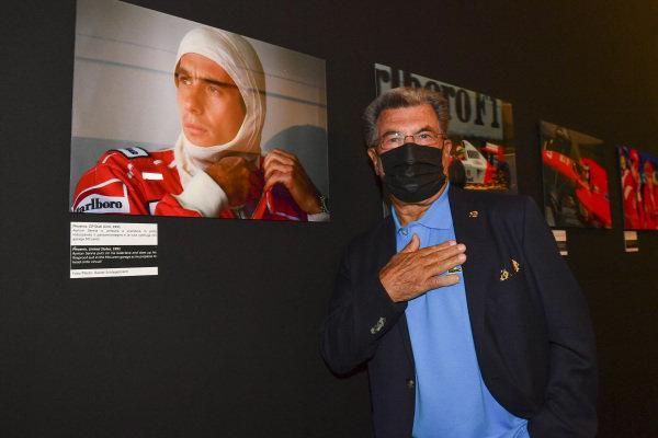 Rainer Schlegelmilch, Motorsport Images Exhibition at Villa Reale di Monza
