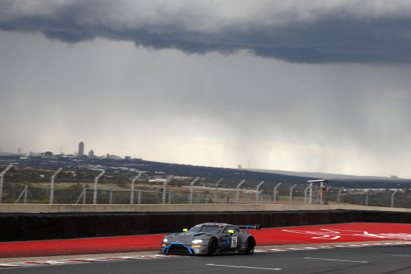 #76 R-Motorsport Aston Martin Vantage AMR GT3: Jake Dennis, Enaam Ahmed, Maxime Martin.