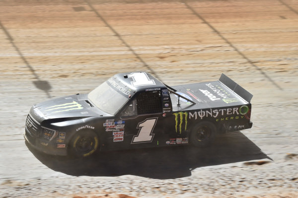 #1: Hailie Deegan, Team DGR, Ford F-150 Monster Energy