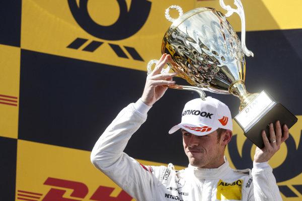 Podium: Third place Paul Di Resta, Mercedes-AMG Team HWA.