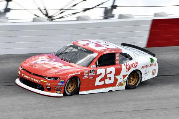 #23: Chase Elliott, GMS Racing, Chevrolet Camaro GMS Fabrication