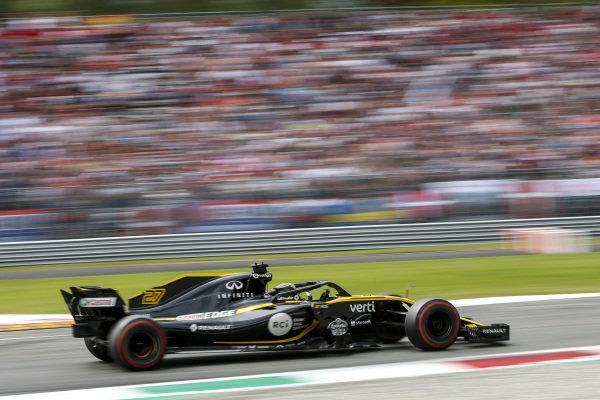 Carlos Sainz Jr., Renault Sport F1 Team R.S. 18.
