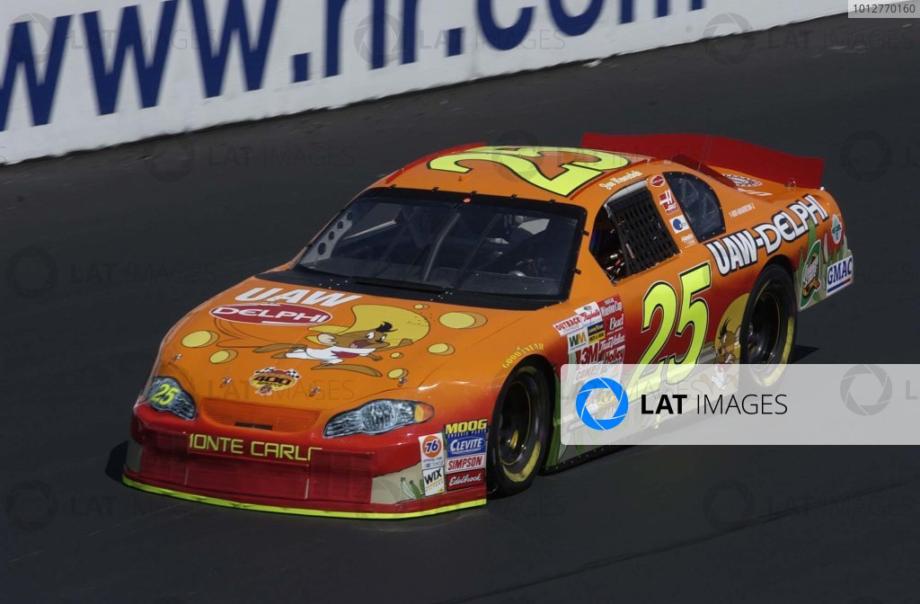 2002 NASCAR,Richmond Intl. Raceway,Sept 06-07, 20022002 NASCAR, Richmond,Va . USA -Joe Nemechek theme car,Copyright-Robt LeSieur2002LAT Photographic