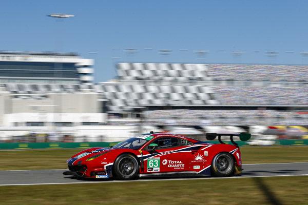 #63: Scuderia Corsa Ferrari 488 GT3, GTD: Ryan Briscoe, Marcos Gomes, Ed Jones, Bret Curtis