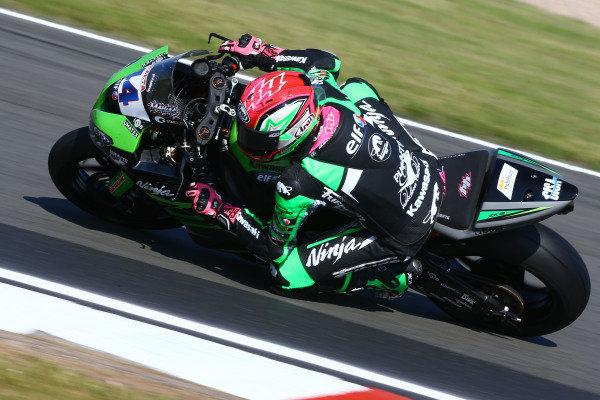Lucas Mahias, Kawasaki Puccetti Racing.