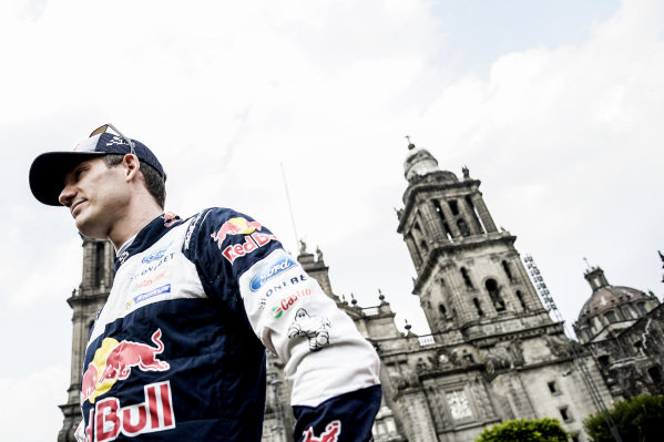 Sebastien Ogier (FRA), M-Sport World Rally Team WRC at World Rally Championship, Rd3, Rally Mexico, SS1, Leon, Mexico, 9 March 2017.