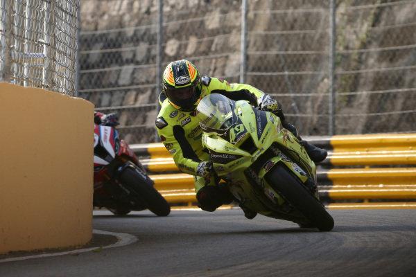 Raul Martinez, Torras Racing Team KAWASAKI ZX10-RR.