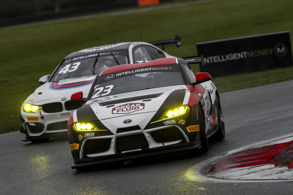 #23 Sam Smelt / James Kell - Speedworks Motorsport Toyota GR Supra GT4