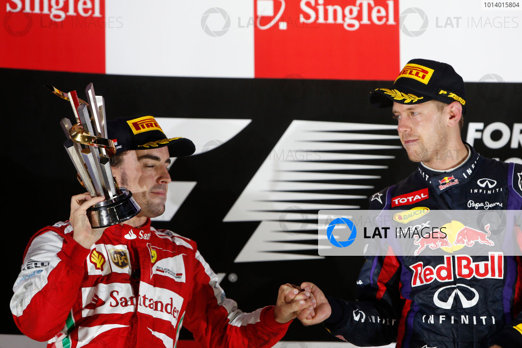 Marina Bay Circuit, Singapore.