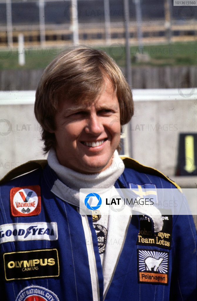 1978 Formula 1 World Championship.