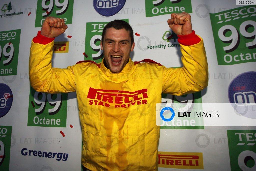 2007 British Rally Championship