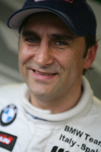 2006 World Touring Car Championship (WTCC) Testing.