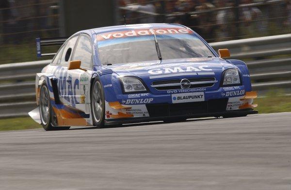 2005 DTM ChampionshipZandvoort, Netherlands. 27th - 28th August 2005Marcel Fassler (Opel Vecrta GTS V8), action.World Copyright: Andre Irlmeier / LAT Photographicref: Digital Image Only