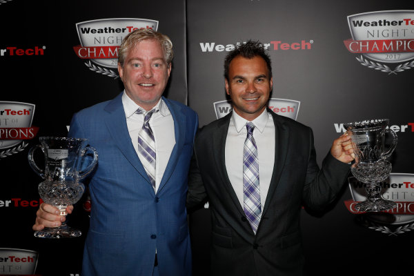 IMSA WeatherTech SportsCar Championship Night of Champions Road Atlanta, Braselton GA Monday 9 October 2017 Don Yount, Brian Alder World Copyright: Michael L. Levitt LAT Images