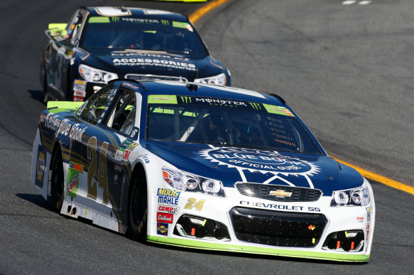 Monster Energy NASCAR Cup Series ISM Connect 300 New Hampshire Motor Speedway Loudon, NH USA Sunday 24 September 2017 Chase Elliott, Hendrick Motorsports, Kelley Blue Book Chevrolet SS World Copyright: Matthew T. Thacker LAT Images