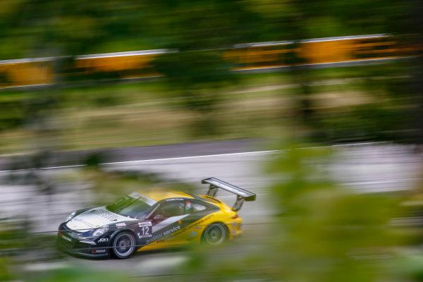 5-7 August 2016, Elkhart Lake, Wisconsin USA 12, Eduardo de Leon, Platinum, 2015 Porsche ?2016, Jake Galstad LAT Photo USA
