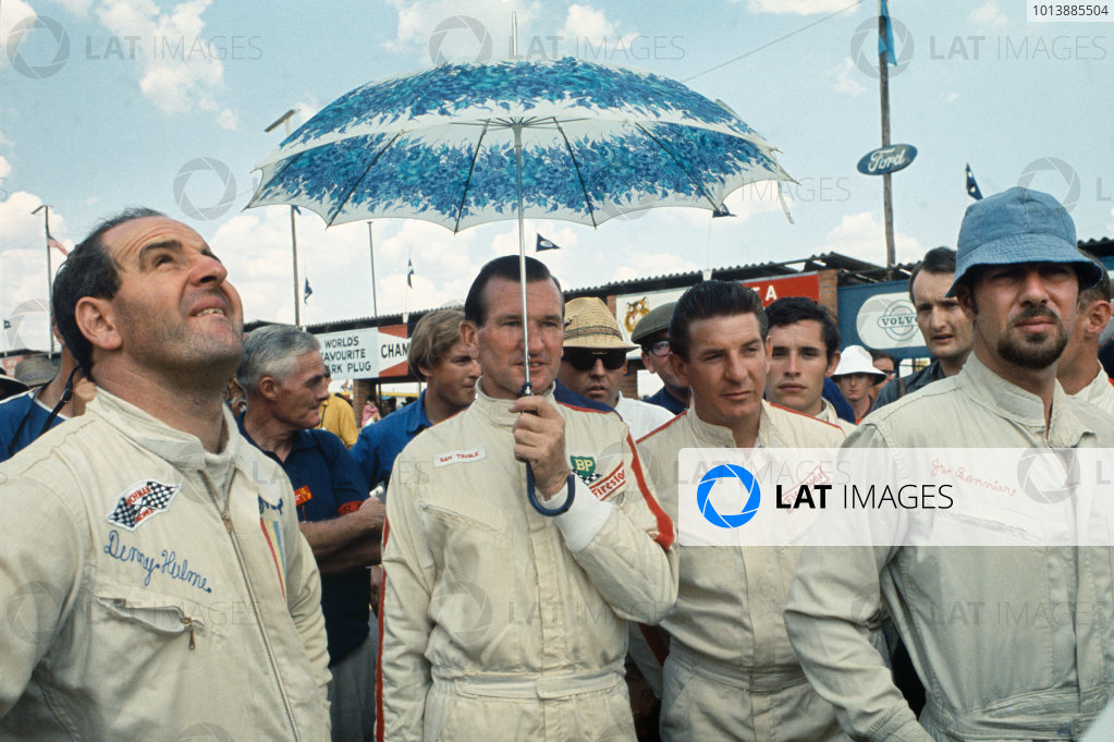 1968 South African Grand Prix