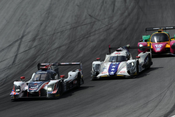 2017  European Le Mans Series, Red Bull Ring, 21st-23rd July 2017, #32  William Owen (USA) / Hugo de Sadeleer (CHE) / Filipe Albuquerque (PRT) - UNITED AUTOSPORTS - Ligier JSP217 - Gibson World Copyright. JEP/LAT Images