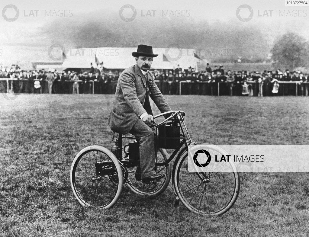 1895 Motor Exhibition.