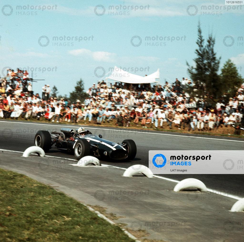 1966 Mexican Grand Prix.