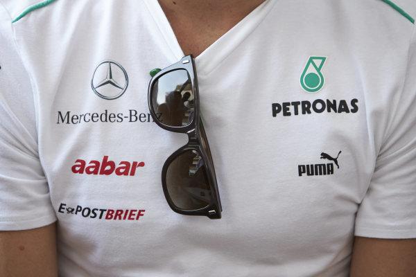 l Thursday 22nd November 2012. Nico Rosberg, Mercedes AMG.  World Copyright: Steve Etherington/c ref: Digital Image SNE17146 copy