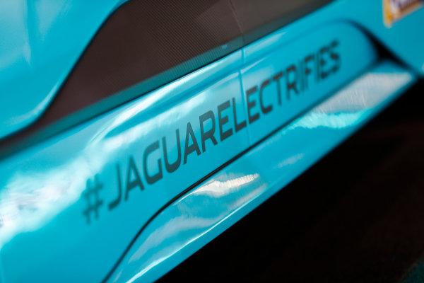 Autosport International Exhibition. National Exhibition Centre, Birmingham, UK. Thursday 11th January 2017. The Jaguar I-Pace Trophy.World Copyright: Glenn Dunbar/LAT Images Ref: _X4I4097