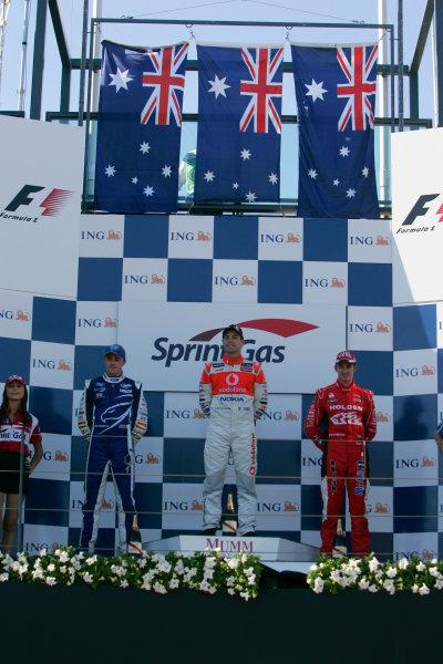 Albert Park, Melbourne, Australia29th March 2009Australian V8 Supercars.  Race 3. World Copyright: Alastair Staley/LAT Photographicref: Digital Image _MG_8958