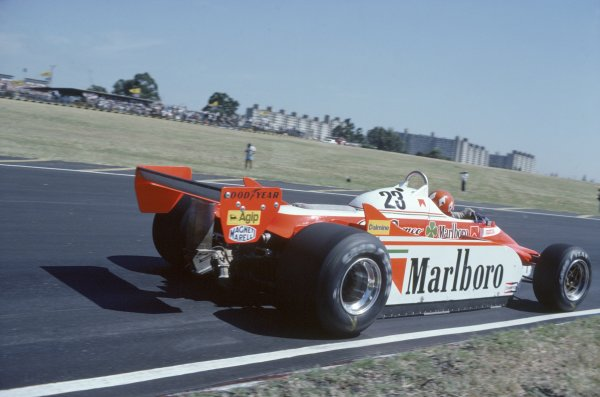 1980 Argentine Grand Prix.