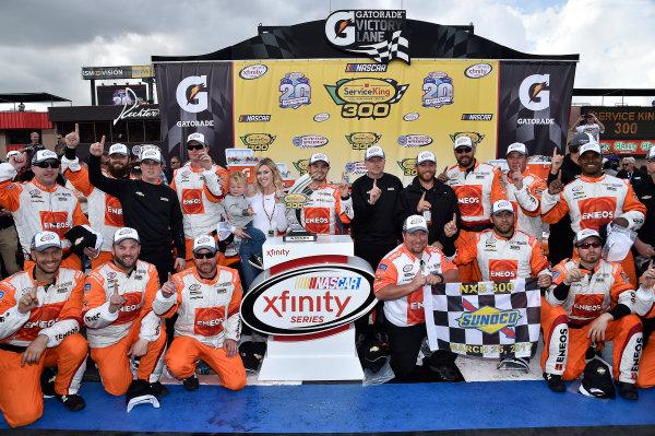 2017 NASCAR Xfinity Series Service King 300 Auto Club Speedway, Fontana, CA USA Saturday 25 March 2017 Kyle Larson World Copyright: Rusty Jarrett/LAT Images ref: Digital Image 17FONrj_5249