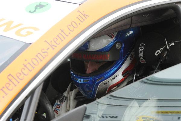 British Touring Car Championship, Donington Park, 15th-16 April 2017, Will Burns (GBR) Autoaid / RCIB Insurance Racing Volkswagen CC World Copyright. JEP/LAT Images