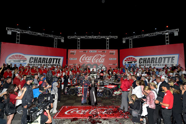 Monster Energy NASCAR Cup Series Coca-Cola 600 Charlotte Motor Speedway, Concord, NC USA Monday 29 May 2017 Austin Dillon, Richard Childress Racing, Dow Salutes Veterans Chevrolet SS World Copyright: Rusty Jarrett LAT Images ref: Digital Image 17CLT2rj_10485