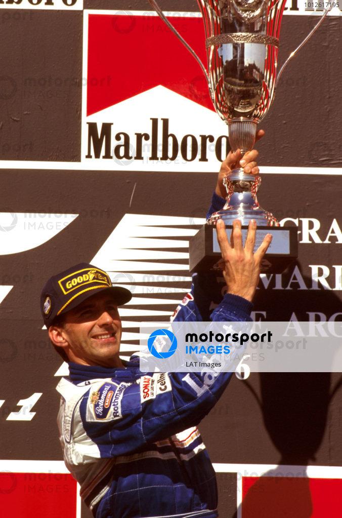 1996 Argentinian Grand Prix.
