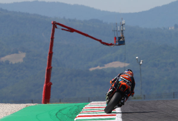 2017 Moto2 Championship - Round 6 Mugello, Italy Friday 2 June 2017 Miguel Oliveira, Red Bull KTM Ajo World Copyright: Gold & Goose Photography/LAT Images ref: Digital Image 673580
