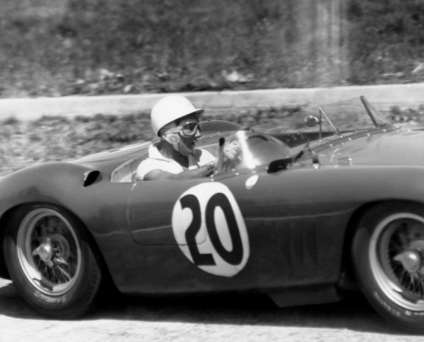 Sebring, Florida, USA. 24th March 1957. 