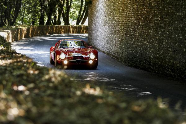 Simon Kidston, Alfa Romeo TZ2