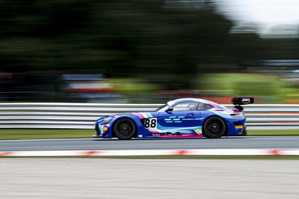 #88 Kevin Tse / Tom Onslow-Cole - RAM Racing Mercedes-AMG GT3 Evo